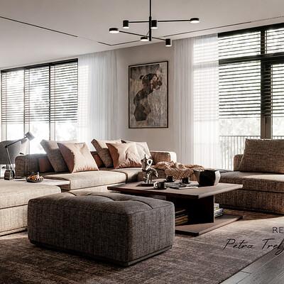 Petra trebjesanin modern apartment 0003
