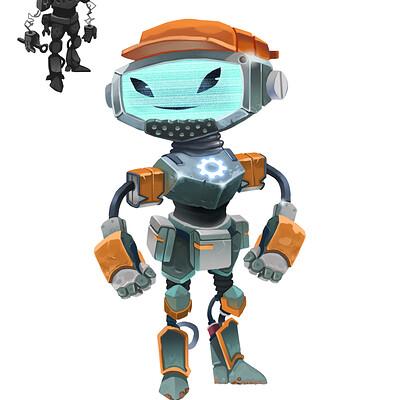 Mehdi merrouche robot