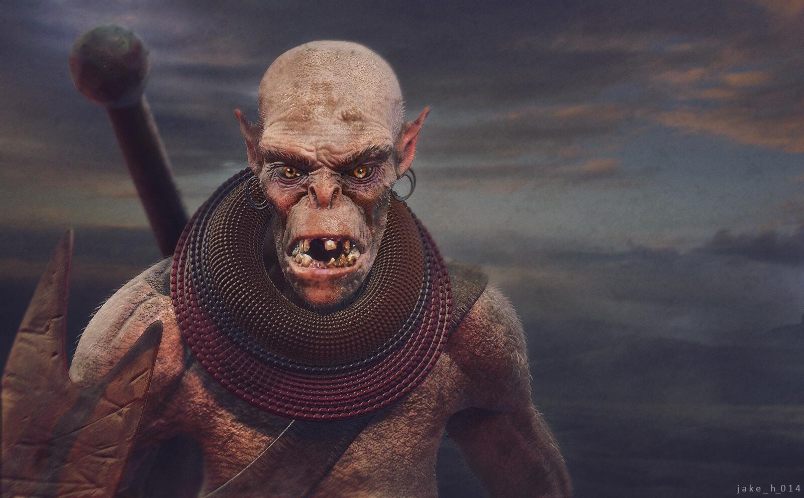 Concept Orcs - Ma n boy!