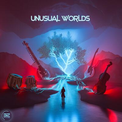 Anik biswas unusualworldssamplepackcover finalv2