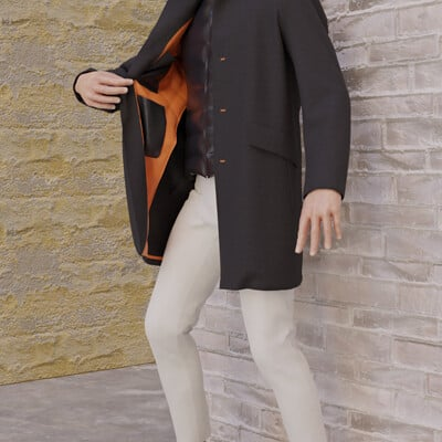 Andrea barolo coat