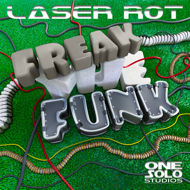 Freak The Funk (Album Cover Artwork)
