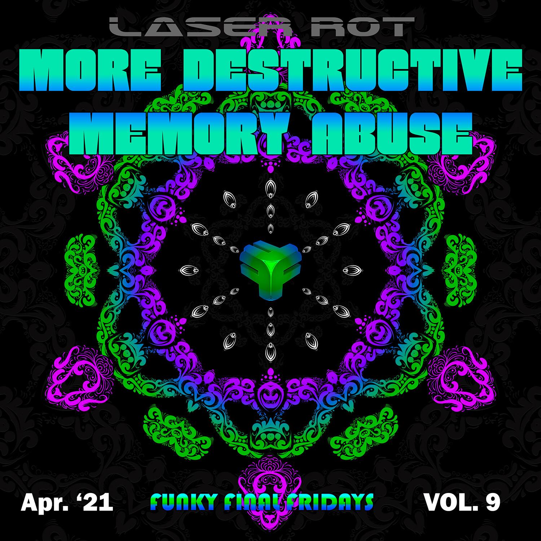 More Destructive Memory Abuse (Album Cover Artwork)