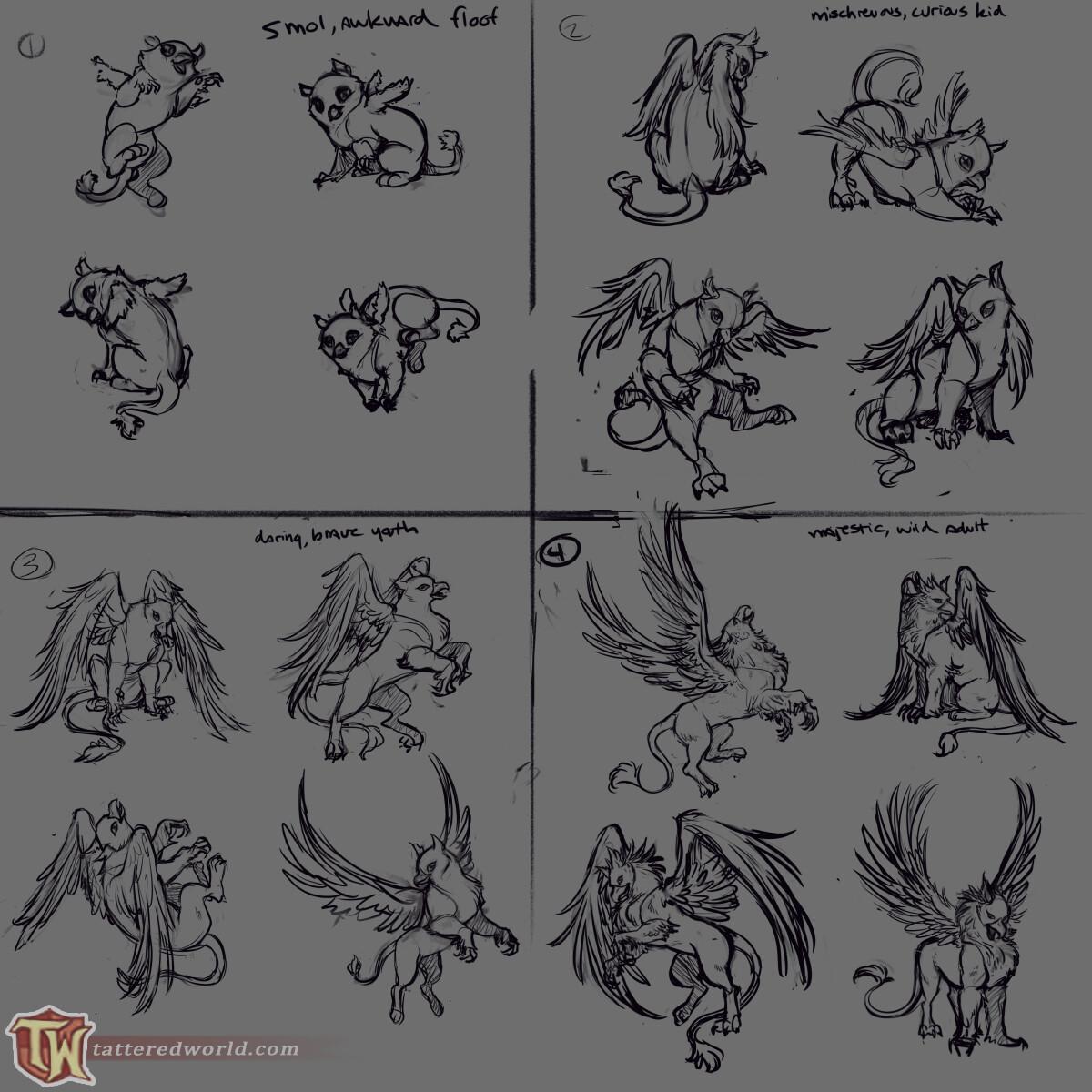 Kith Concept Sketches