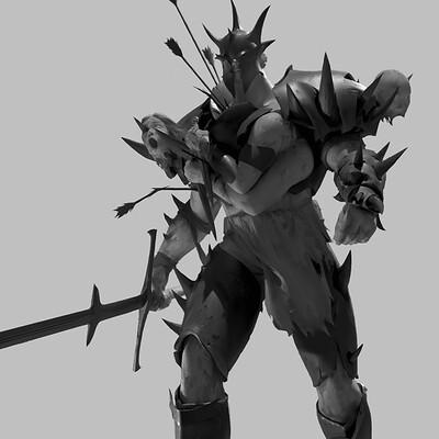 Jihun lee blacksun soldier 01