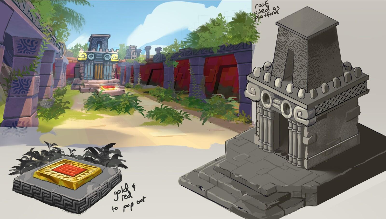Jungle Stage Development [Mend]