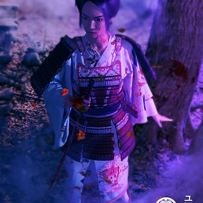 Eugene dlcrx samurai 03