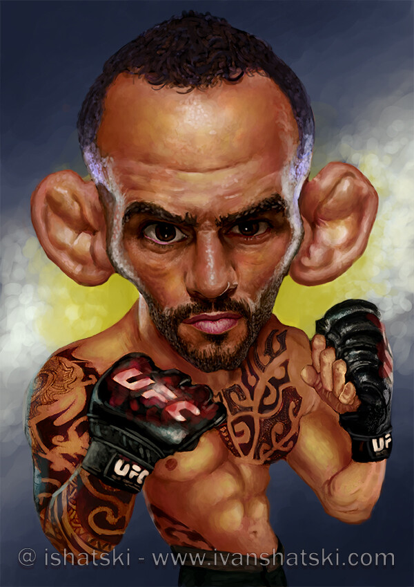 Santiago Ponzinibbio UFC
