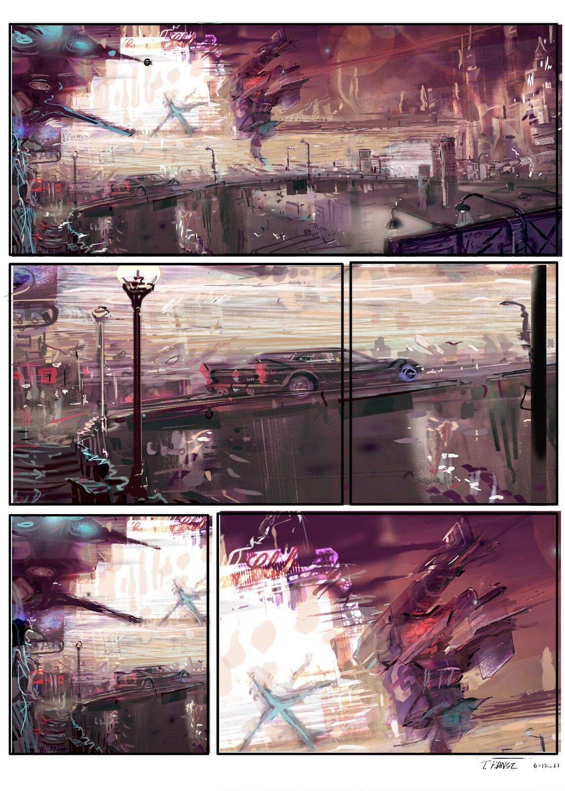 Some pages. T. Art.