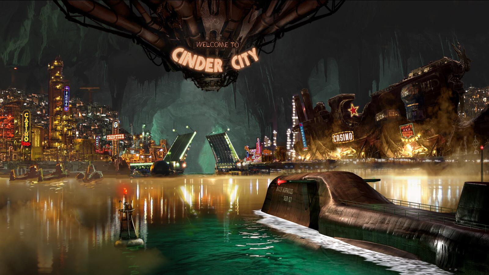 Cinder City