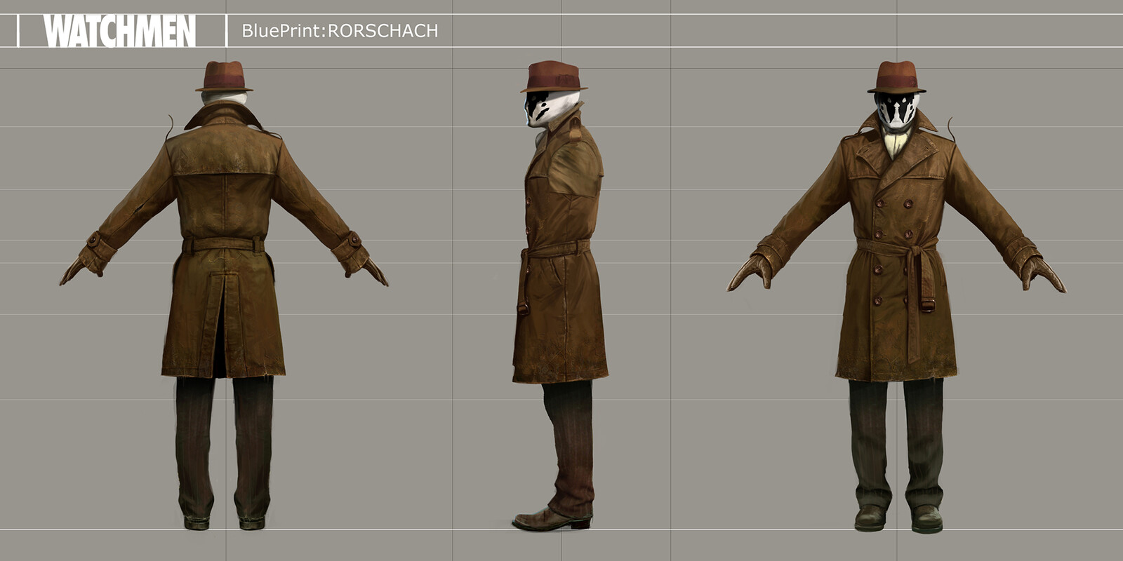 design for the game