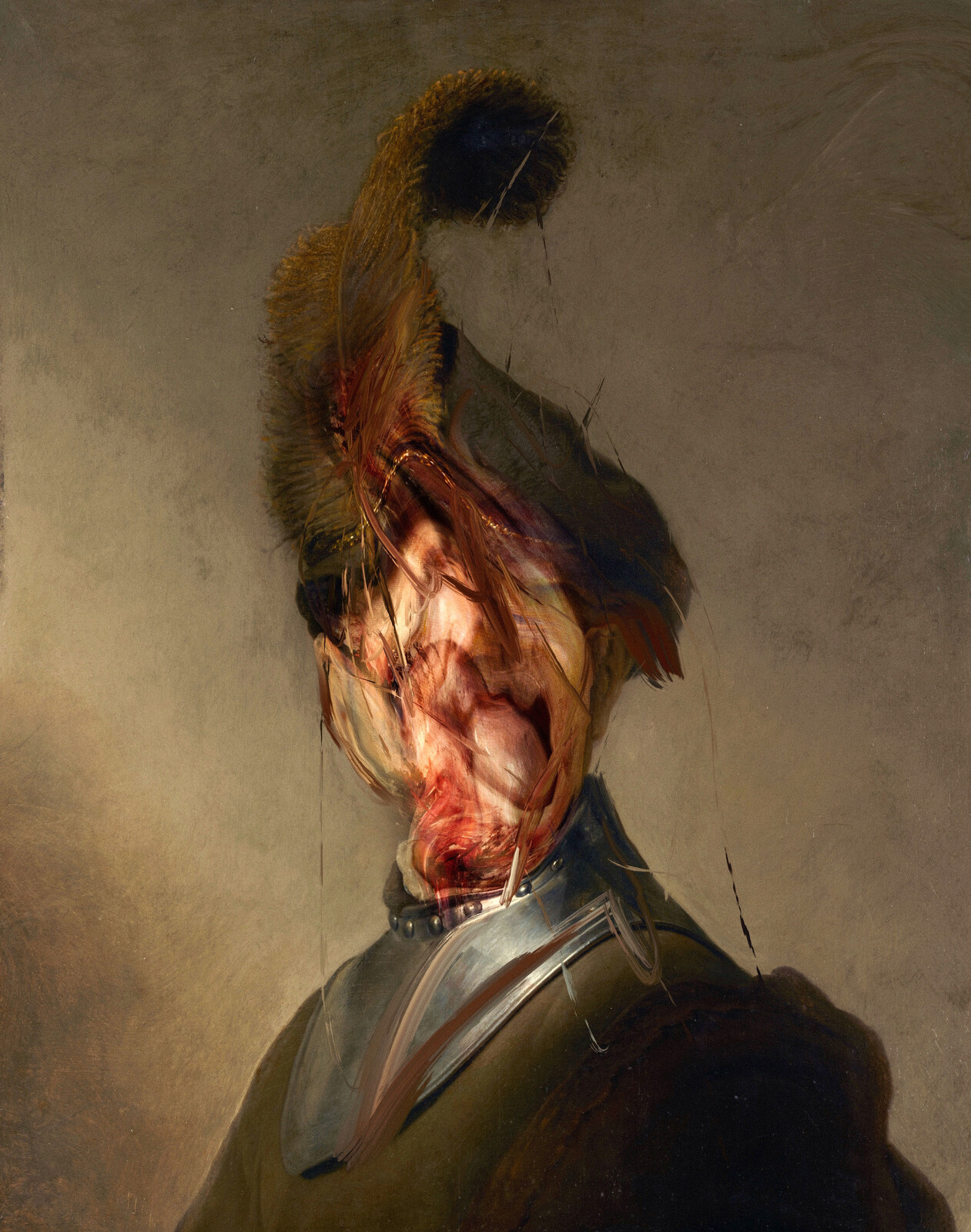 Carnal Delusions (after Rembrandt).