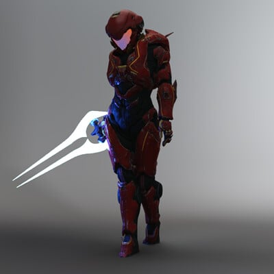 Andrew wilkins vale gift from the sangheili