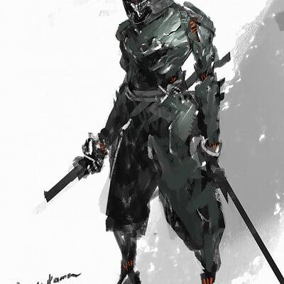 Benedick bana darkfall ninja omen final lores