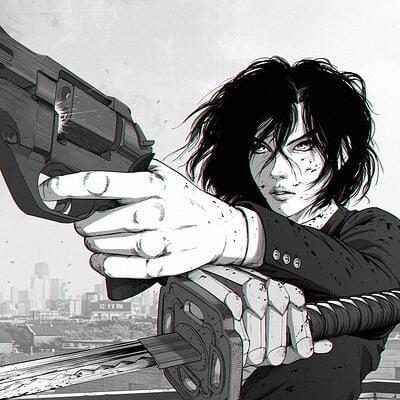 Tonton revolver tonton revolver bakemono 03 a