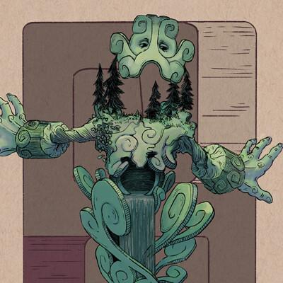 Luke hadland creature 3