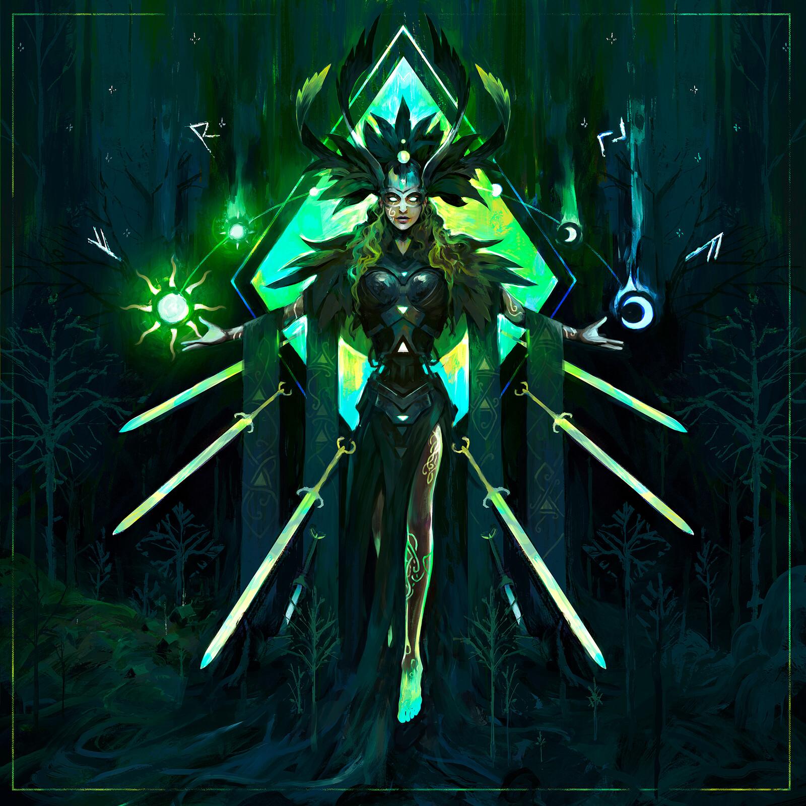 Lords of Ragnarok - Freya