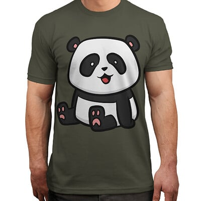 Steve rampton panda