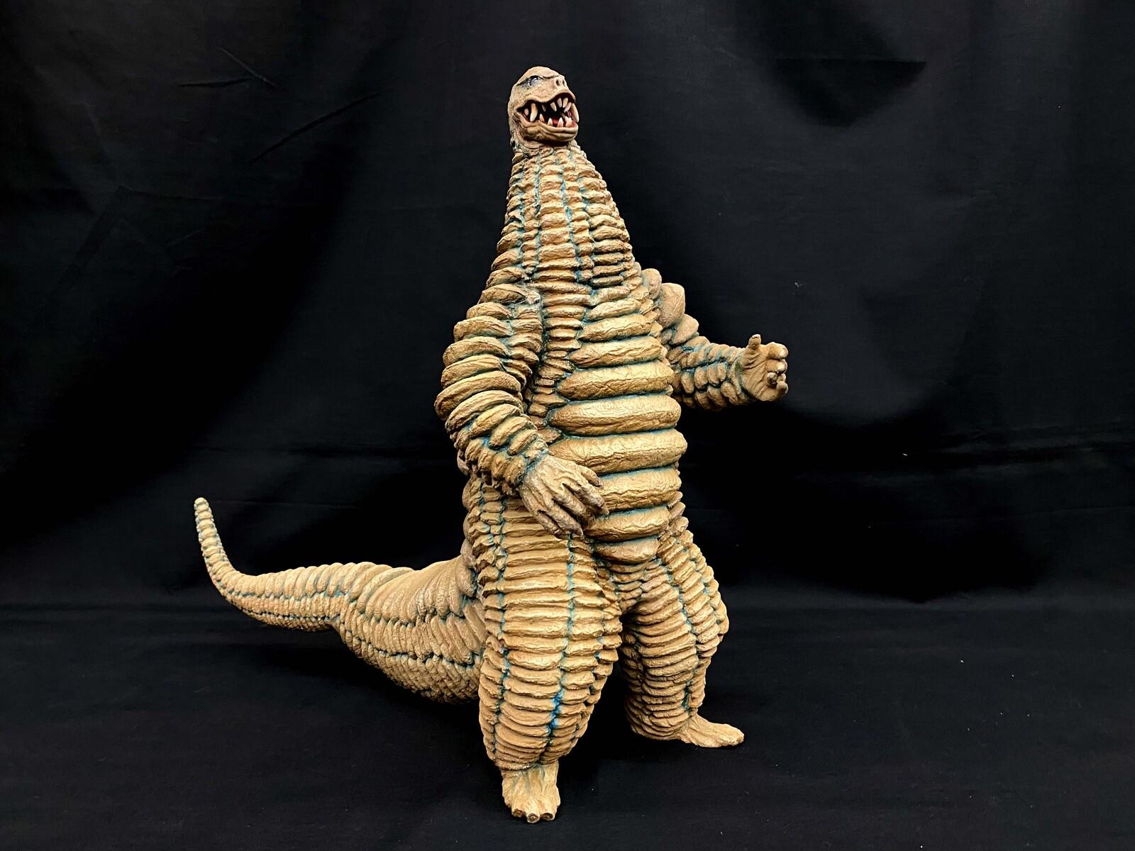 Ultra Kaiju Red King Art Statue どくろ怪獣レッドキング 完成品 https://www.solidart.club/