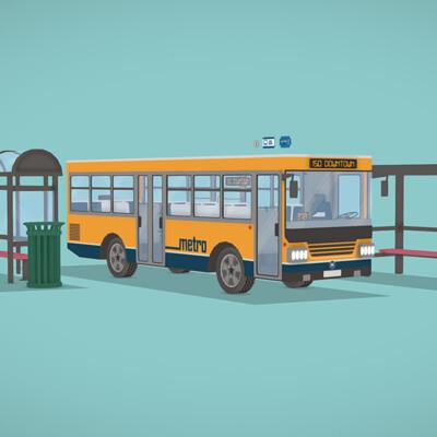 Jordan cameron busstop 2
