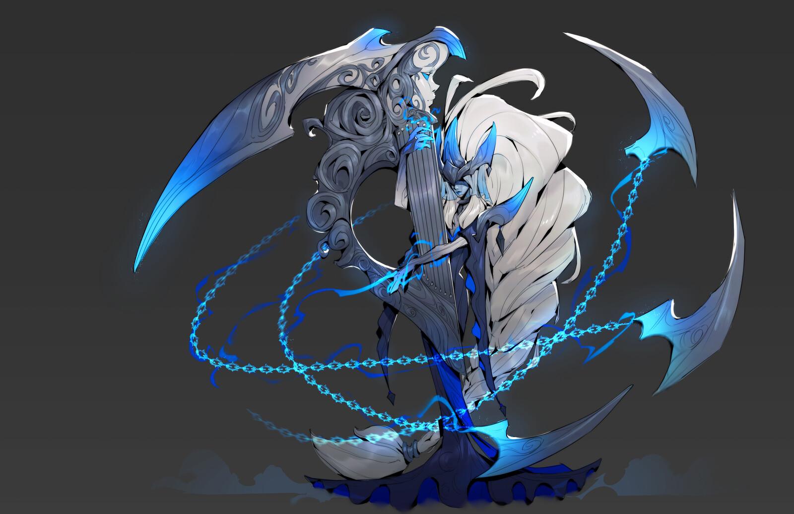 Reaper Songstress