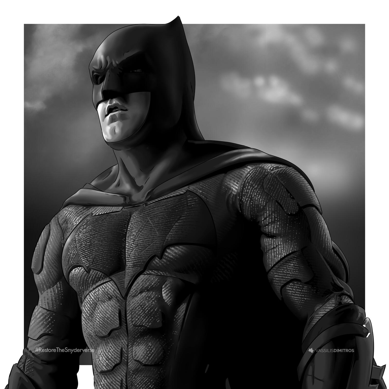 """He's never fought us… Not us united"" Zack Snyder's Justice League Part 5/9: Batman"