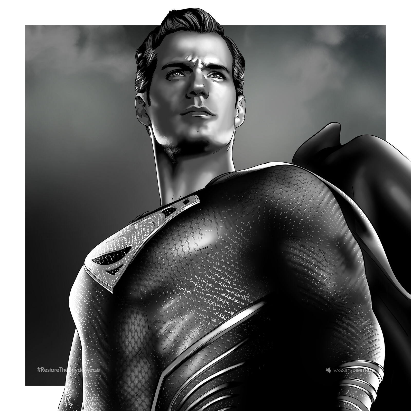 """""""I have a second chance and I am not going to waste it"""" Zack Snyder's Justice League Part 6/9: Superman"""