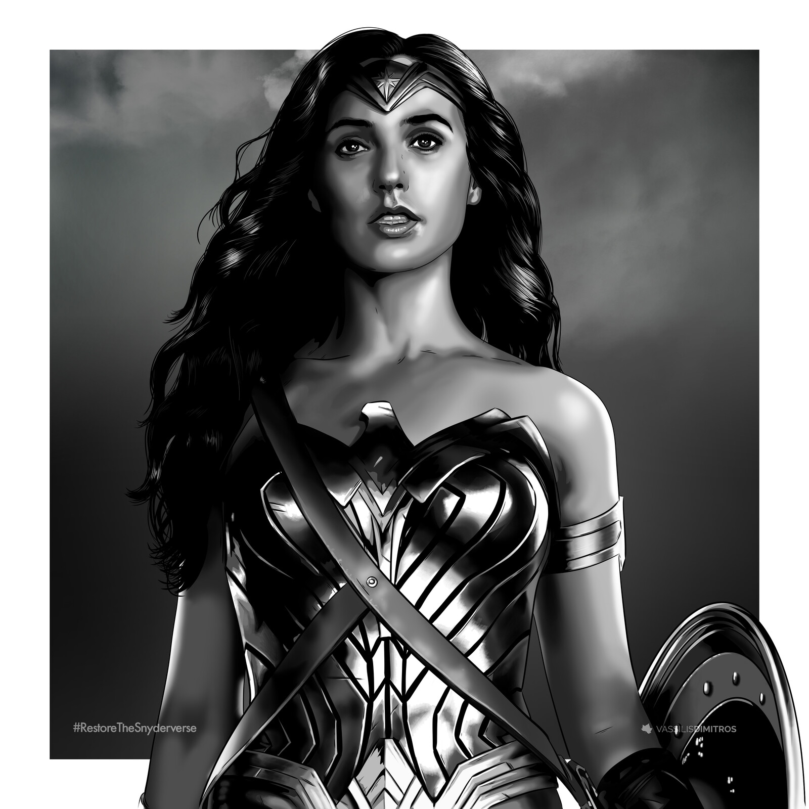 """""""I Belong to no one"""" Zack Snyder's Justice League Part 4/9: Wonder Woman"""