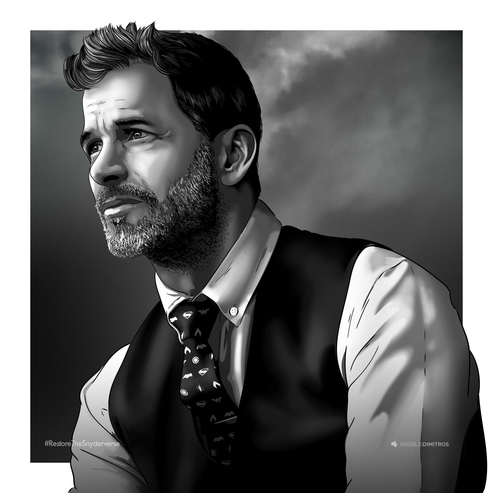 Zack Snyder's Justice League Part 9/9: Zack Snyder