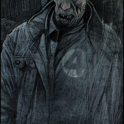 Lee carter random concept zombie 1