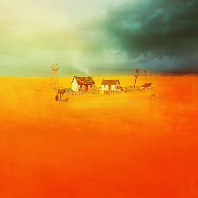 Lee carter the stillness inthe wind 1