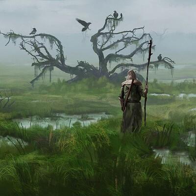 Vladimir kan swamp