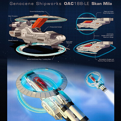 Darren strecker gs orbitalattackcraft 188le reference