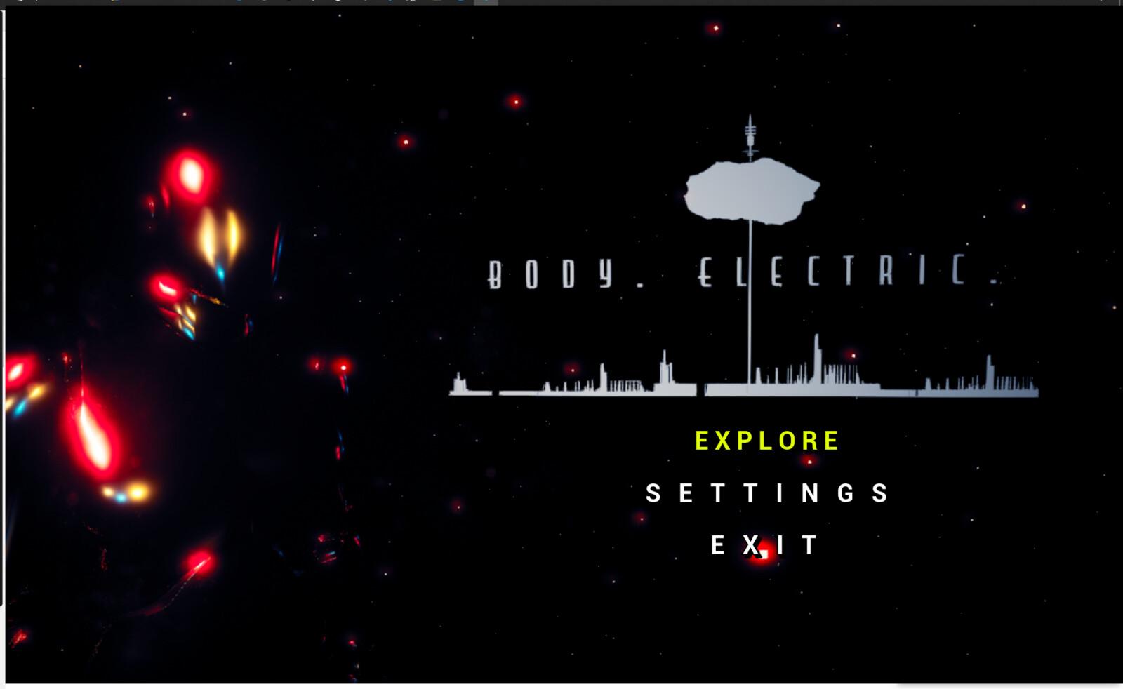 #unrealengine5 #patrickhale #diana121 #rooksproduction #gamedev #bodyelectricmovie