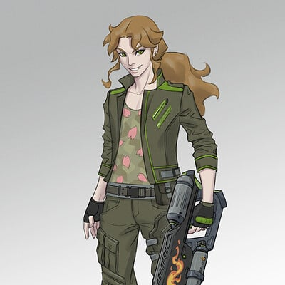 Tatiana kirgetova zoi firethrower upd