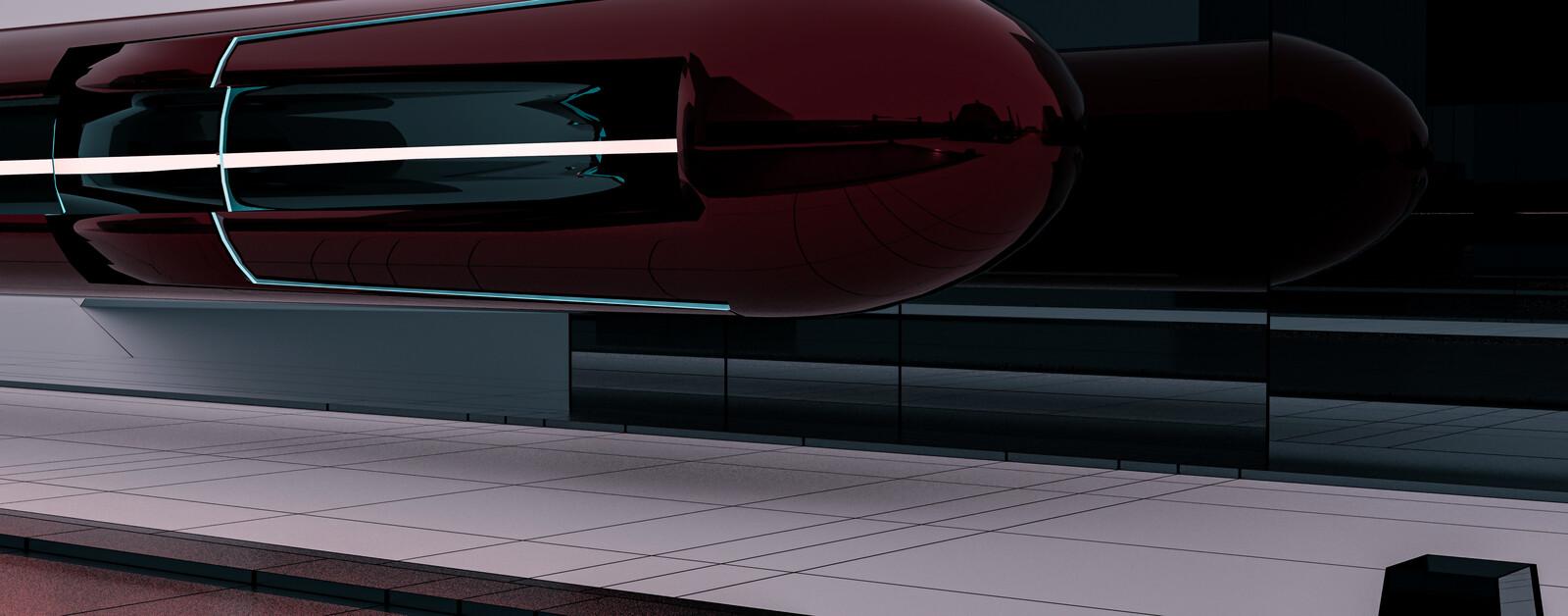 SciFi HyperPlane Hoovercraft Quantum Electrodynamics Electromagnetic levitation Electric AirJet