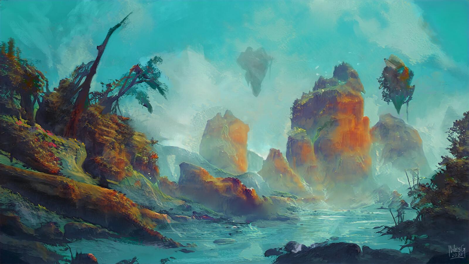 The Forsaken Coast