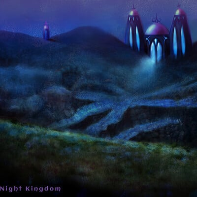 Ladislava pechova night kingdom final concept 1