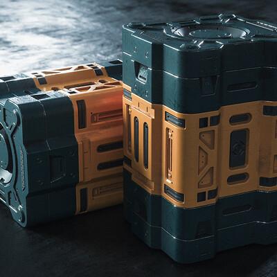 David zuren doom crate 01