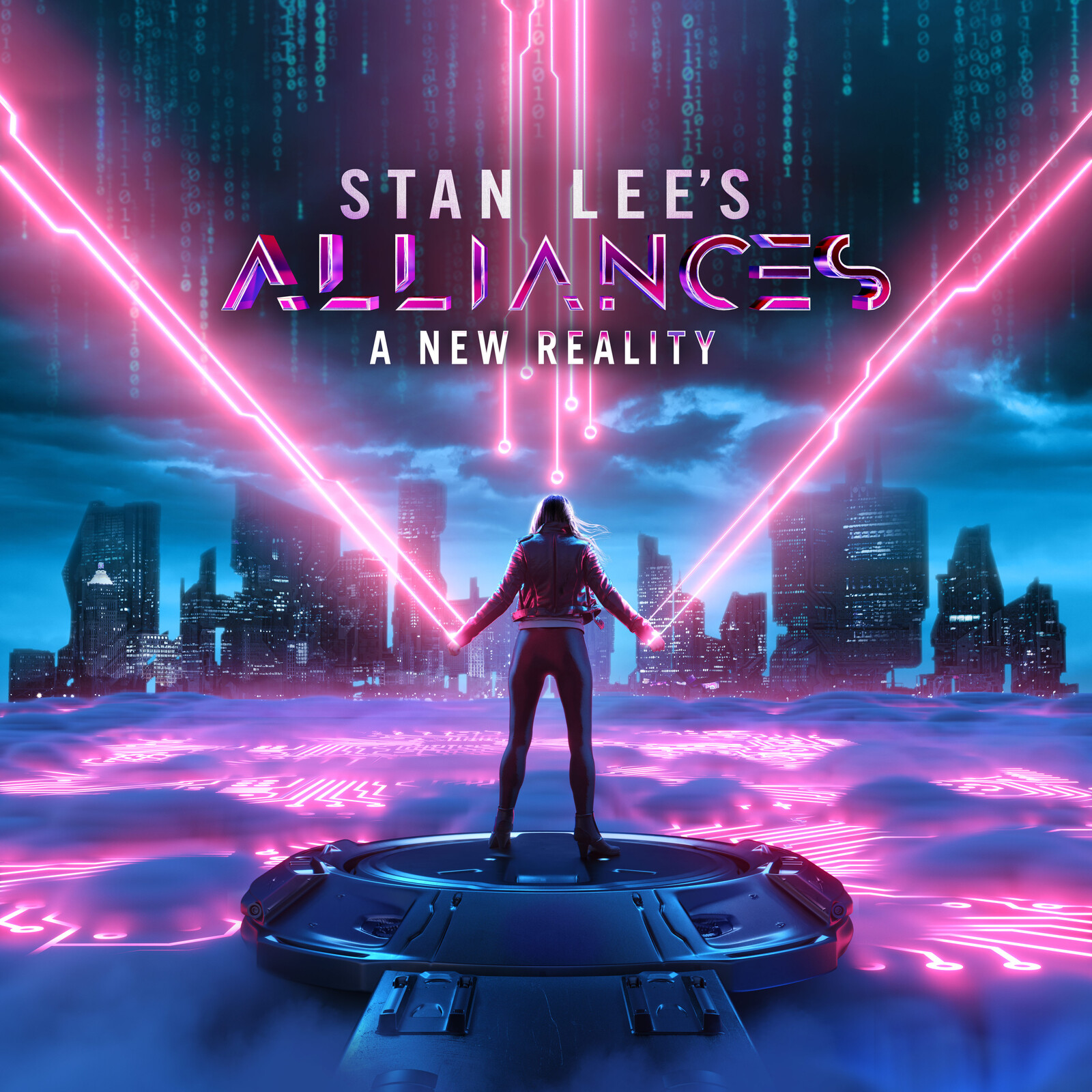 Stan Lee's Alliances : A New Reality