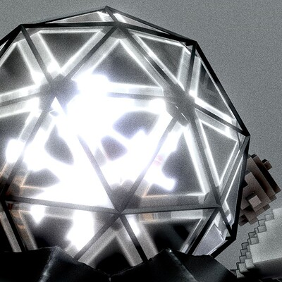 Dennis haupt 3dhaupt placeholder cube epileptic by 3dhaupt made in blender 2 93 5