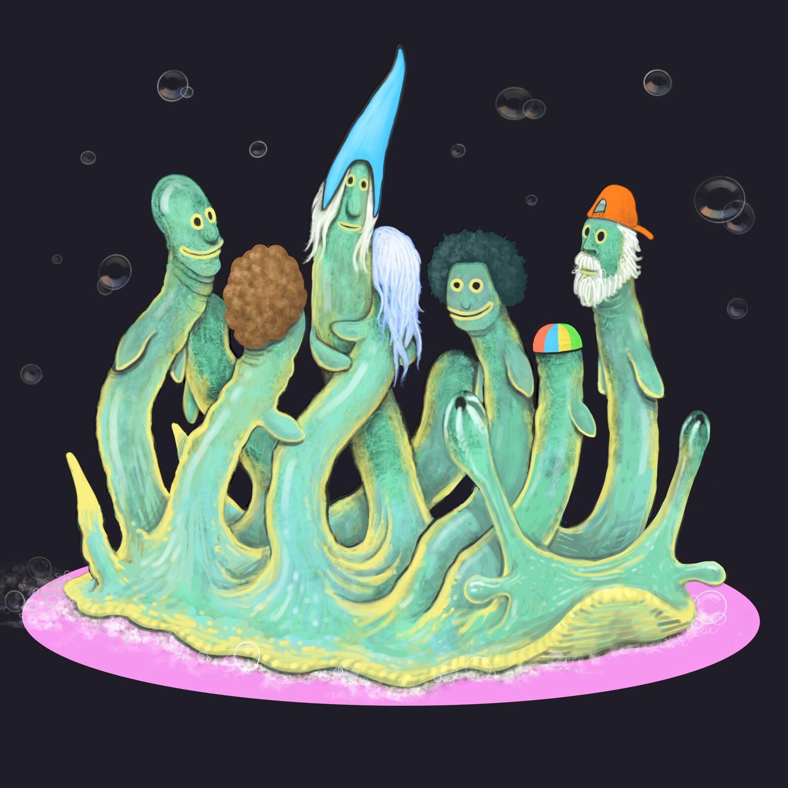 The Hug Slug