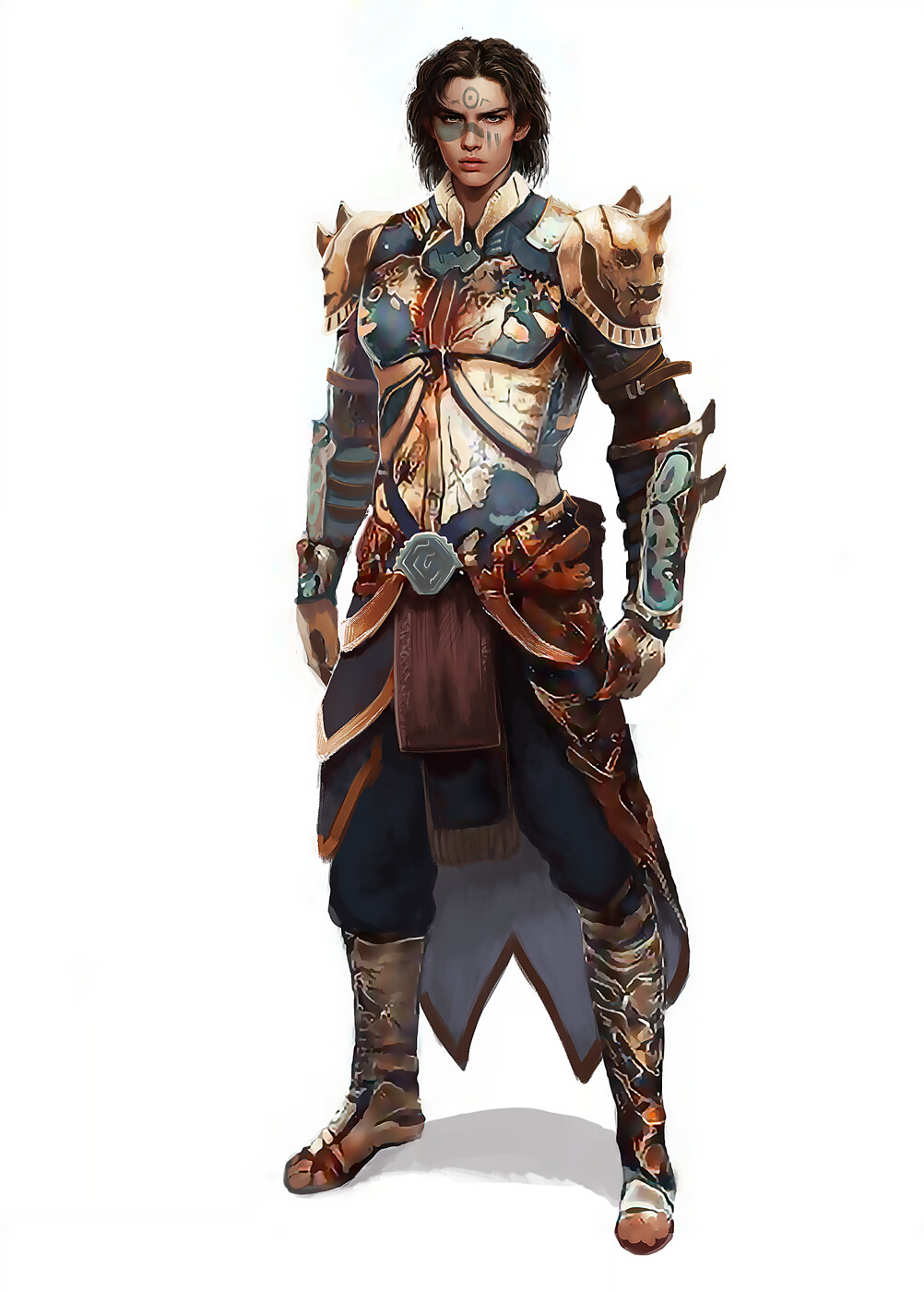Project AD - Costume Design