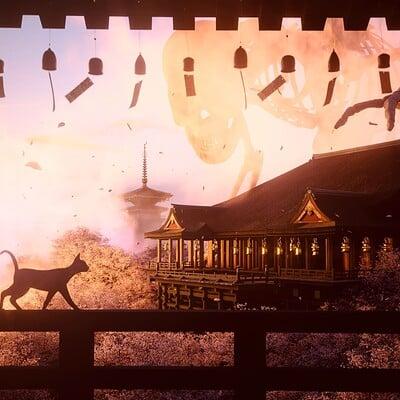 Serenity II: Kiyomizu-dera