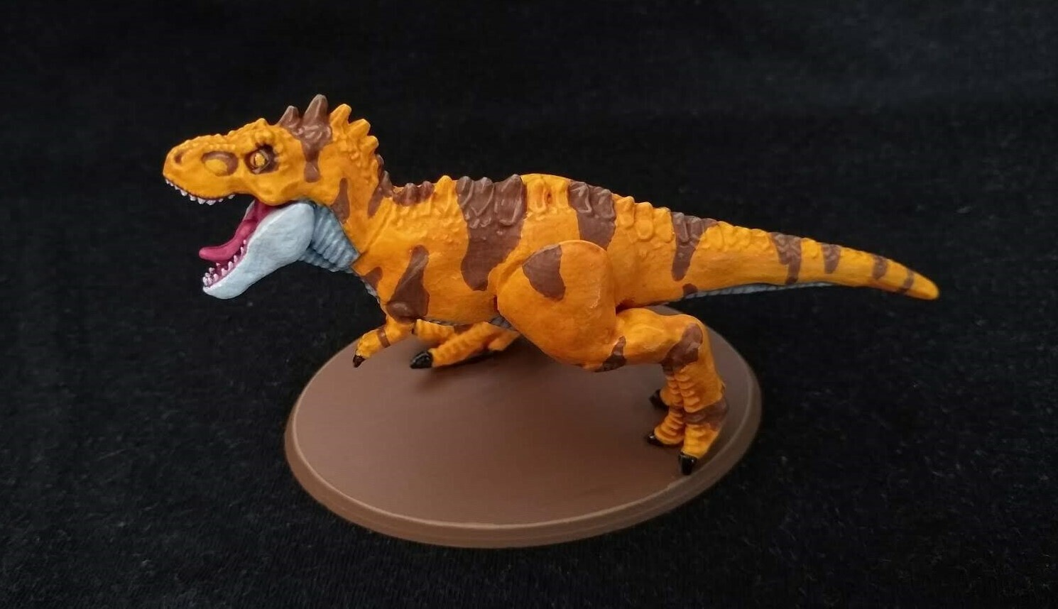 3D printed and Painted
