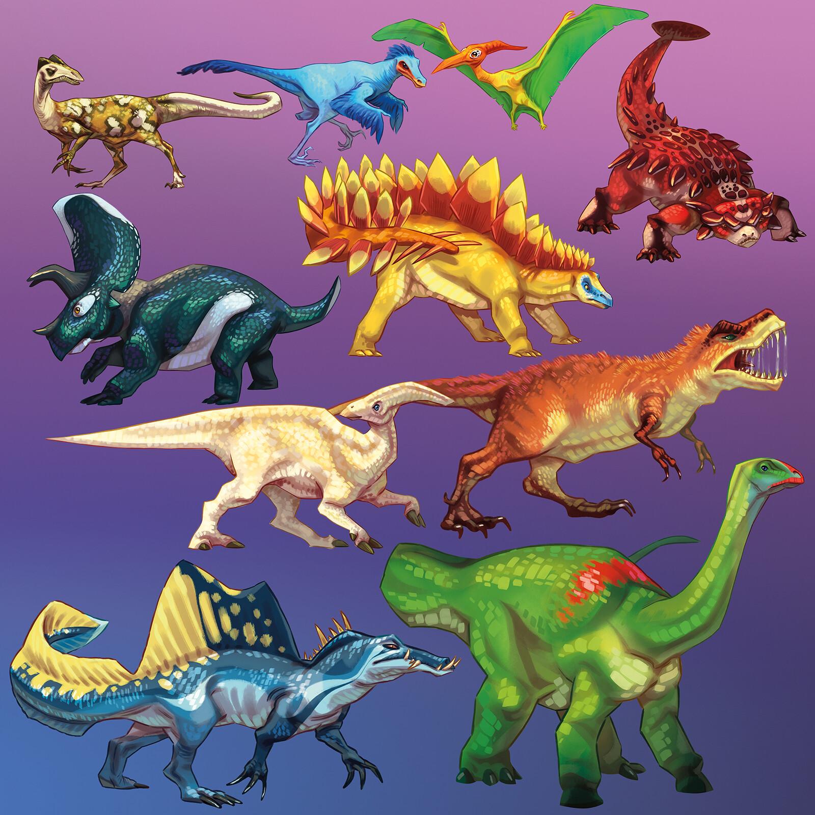 Dinos