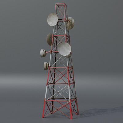 Amit communication tower2