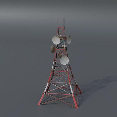 Amit communication tower 2
