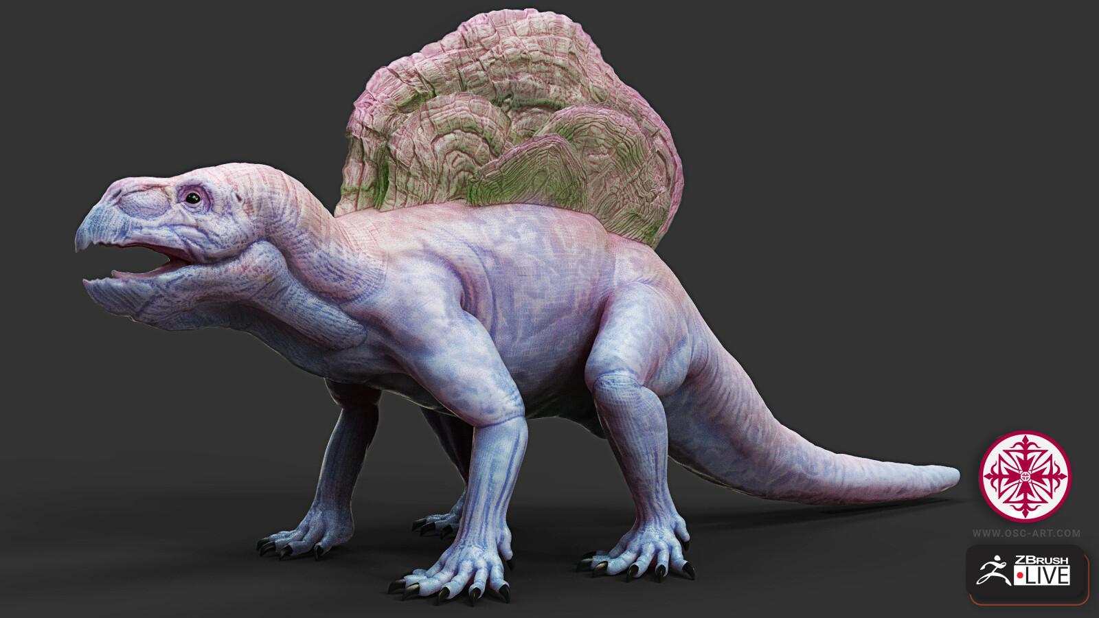 Stream 86 Fungisaur