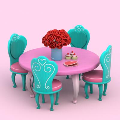 Beatriz morilla chairs table 03